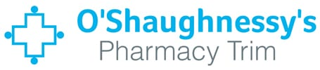 OShaughnessys Pharmacy Trim Logo website