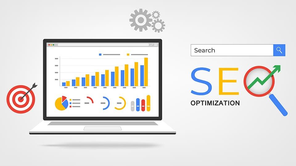 Search Engine Optimisation for Website Deisgn