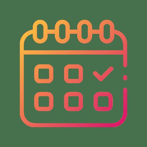 booking system for website design